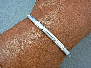 Bracelet TIFFANY Sterling Silver Lobster Clasp (Image1)
