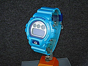 B- Shock Turquoise Water Resist  Wristwatch Casio (Image1)
