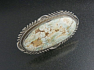Ring Dry Creek Turquoise Sterling Silver Thomas Fransis (Image1)