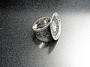 Ring Sterling Silver Crystal SILPADA (Image1)