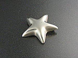Tiffany & Co Mexico Sterling Silver Star Brooch