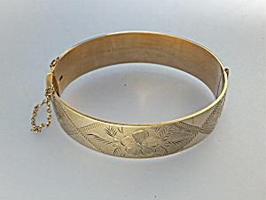 Bracelet Rolled 9ct Gold England 1973 (Image1)