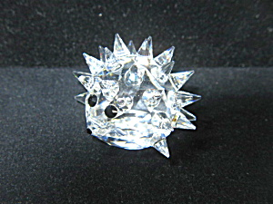 Swarovski Crystal Hedgehog