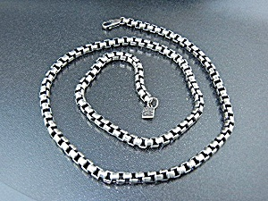 Studio GL Sterling Silver Necklace (Image1)
