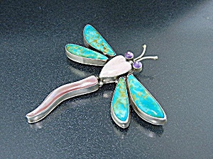 David Troutman Kingman Turquoise Sterling Silver (Image1)