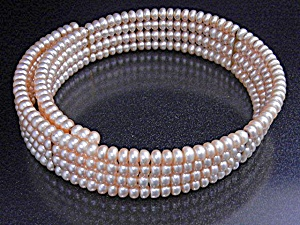 Pearls Freshwater Collar 4 Rows (Image1)