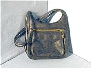 SONOMA JEAN CO Black Leather Purse/Bag (Image1)