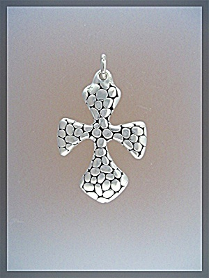 Sterling Silver Cross Pendant (Image1)