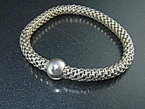 Silpada Sterling Silver Flex Bracelet (Image1)
