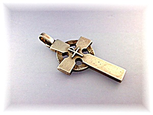 JAMES AVERY Sterling Silver  Cross Pendant (Image1)