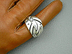 John Atencio Colorado Sterling Silver Ring (Image1)