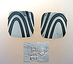 JAMES AVERY Sterling Silver Clip Earrings (Image1)