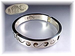 Bracelet Sterling Silver LOS BALLESTEROS Mexico (Image1)
