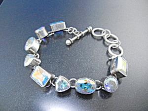 Charles Albert Mystic Quartz Sterling Silver Bracelet (Image1)