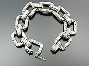 Bracelet Sterling Silver Links GEROCRISTO (Image1)