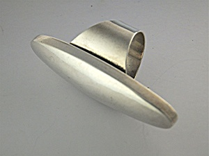 Ring Sterling Silver Native American SAM PIASO (Image1)