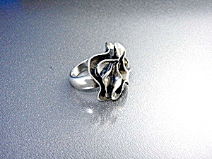 Silpada Sterling Silver Ring Retired