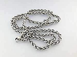 JAMES AVERY Sterling Silver Wheat Chain Necklace (Image1)