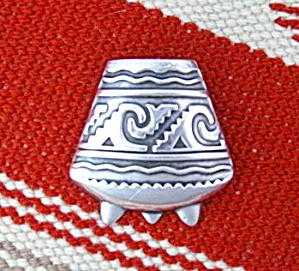 Los Ballesteros Taxco Mexico  Sterling Silver Brooch Pi (Image1)