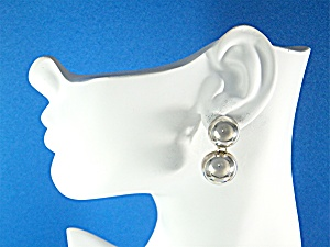 Earrings BRENDA SCHOENFELD Sterling Silver Mexico (Image1)