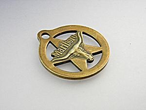 Pendant Medallion MARLBORO Steer (Image1)