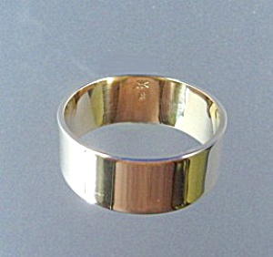 Ring 14K Yellow Gold Wedding Band (Image1)