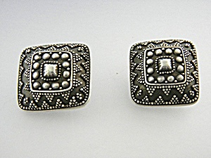 Earrings JOHN HARDY Sterling Silver Clip On (Image1)