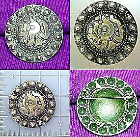 Vintage brooch pin (Image1)