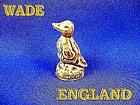 Wade whimsie duck figurine , Made in England (Image1)