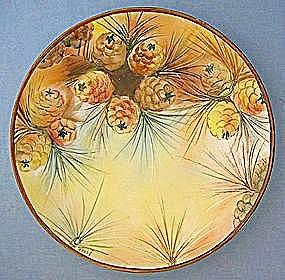 Vintage Hand Painted Collector's Plate Austria - signed (Image1)