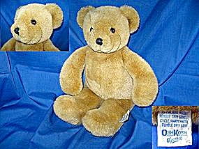 Teddy Bear - OshKosh, plush and cuddly (Image1)