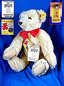 Steiff Original Teddy Bear Replica 1909 (Image1)