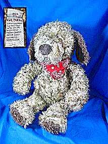 Gund stuffed Dog, named JED, 5356 (Image1)