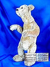 Teddy Bear By Linda Spiegel - Bearly There Company