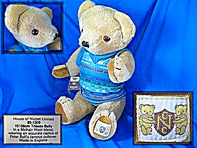 Teddy Bear - 15 inch - Tribute Bully, House of Nisbet (Image1)