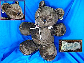 Vintage Teddy Bear Designed By Character