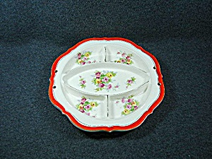 Japan Divided Compartment Serving Plate 50s (Image1)