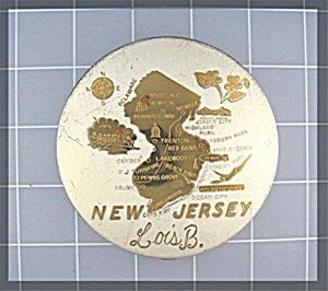 Compact New Jersey Souvenir  (Image1)