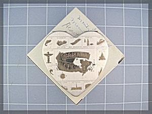Compact Souvenir Canada HEART Shaped (Image1)