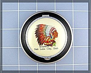 Compact Salt Lake City Utah Souvenir  (Image1)