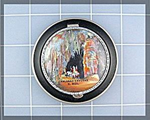 Compact Souvenir of Carlsbad Cavern N. Mexico (Image1)