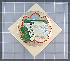 Compact Souvenir Niagara Falls Canada (Image1)