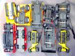 Click to view larger image of Lot #6 - 10 Diecast, Hot Wheels style toy vehicles (Image2)