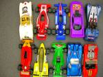 Click to view larger image of Lot #7 - 10 Diecast, Hot Wheels, styles toy vehicles (Image3)