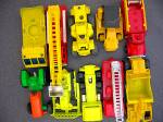 Click to view larger image of Lot #9 - 10 Diecast, Hot Wheels, style toy vehicles (Image3)