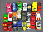 Click to view larger image of Lot #10 - 23 Diecast, Hot Wheels, style toy vehicles (Image3)