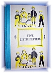 FIVE LITTLE PEPPERS - HARD BACK  BOOK