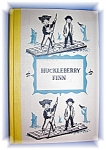 HUCKLEBERRY FINN - HARD BACK BOOK