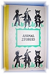 ANIMAL STORIES - HARD BACK BOOK.....