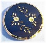 Vintage Boxed Stratton Powder Compact